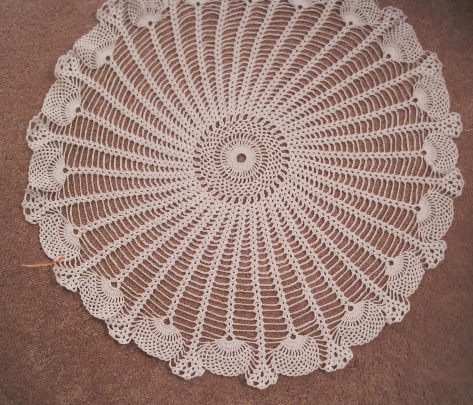 Scene Through My Eyes: Let\'s Crochet a Little - or Not