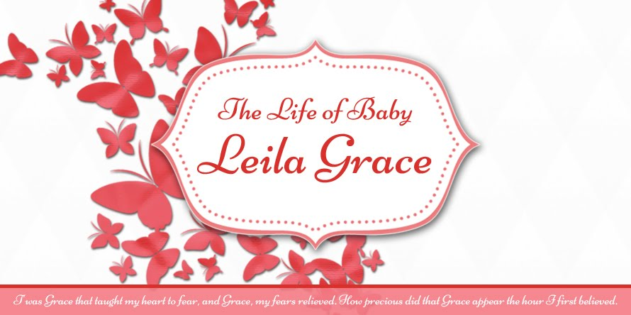 The Life of Baby Leila Grace