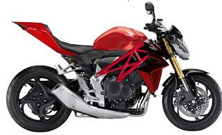 honda teralis 2013 red