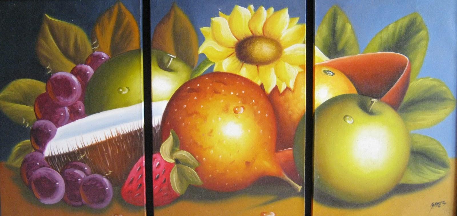 Arte pinturas leo cuadros de bodegones al leo for Cuadros de oleo modernos