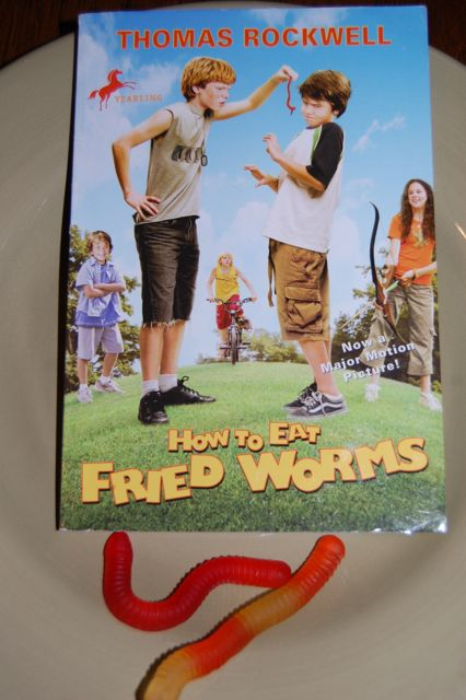 How to eat fried worms book reflection thinkingiq how to eat fried worms book reflection ccuart Choice Image