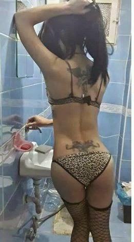 Koleksi Foto Tante Girang Pamer Bokong Seksi Dan Montok