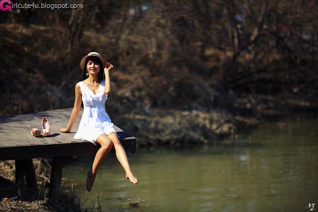 4 Cha Sun Hwa - Summer White-very cute asian girl-girlcute4u.blogspot.com
