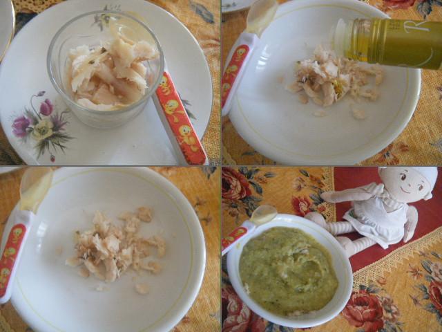 Supe me peshk dhe lulelaker 8 m+