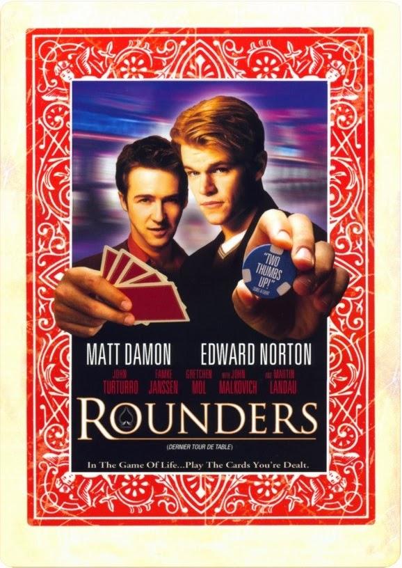 Posters de grandes películas de casino 3