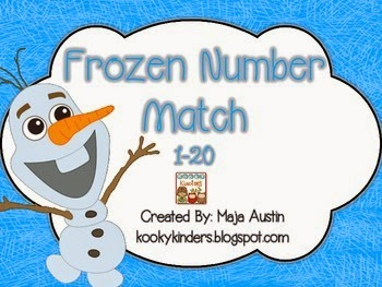 http://www.teacherspayteachers.com/Product/Frozen-Number-Match-1601669