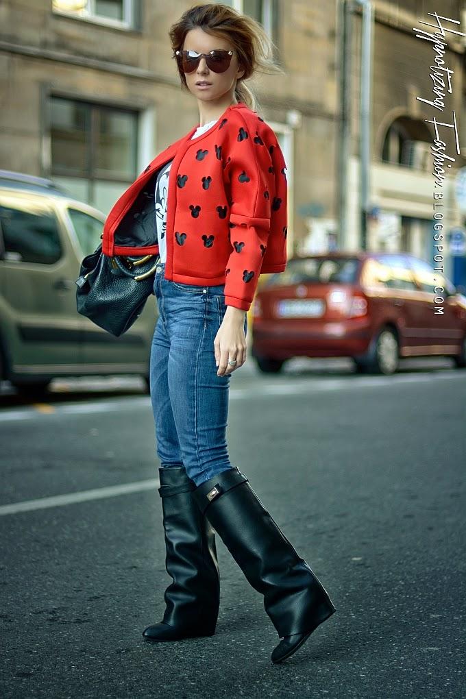 hypnotizing fashion stylizacje