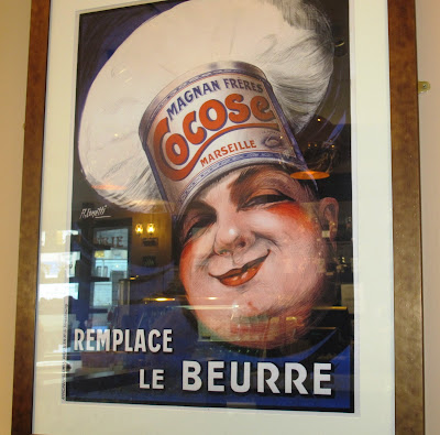 poster of French a Chef at cake shop in Bath