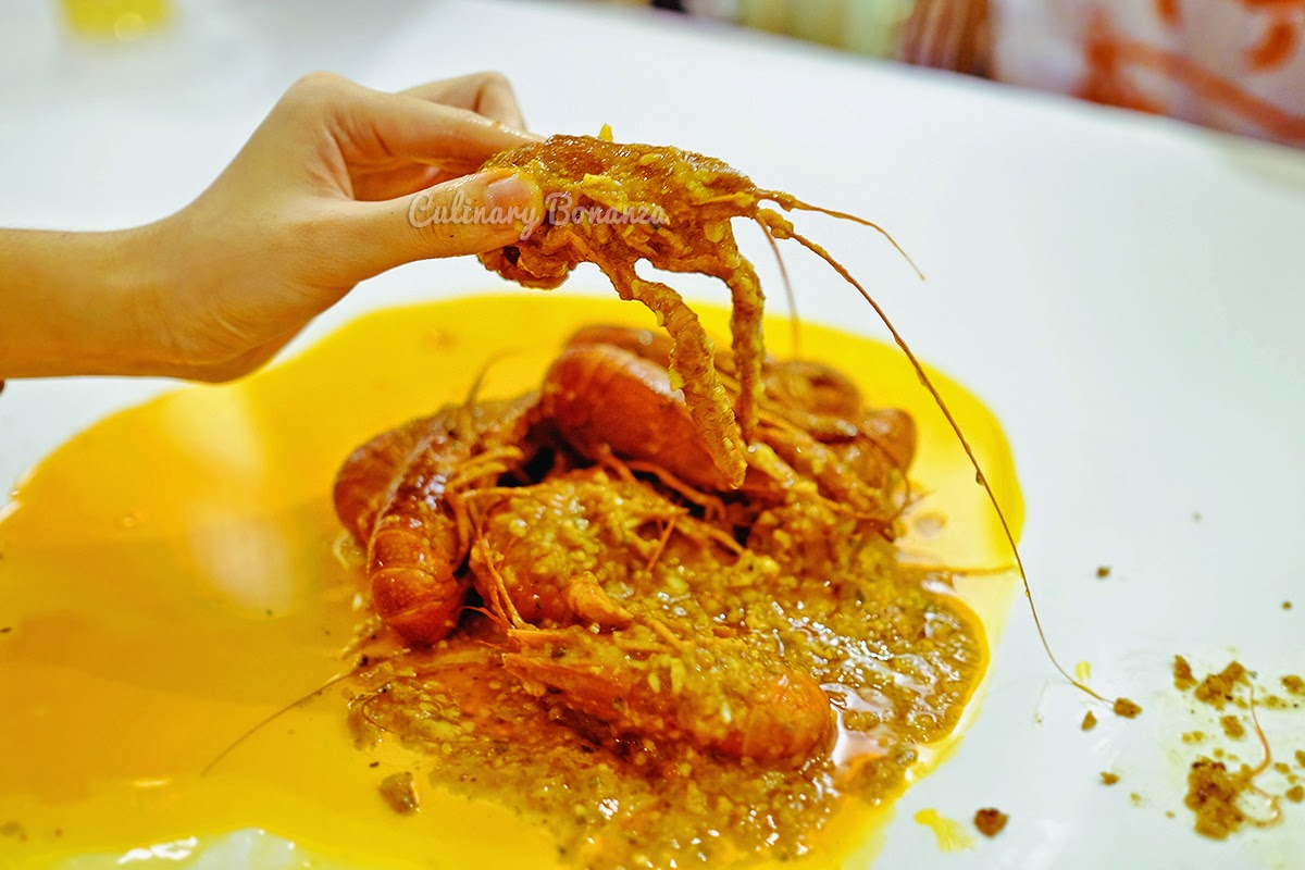 Crawfish The Holy Crab Louisiana Seafood Gunawarman Jakarta