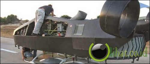 AirMule, Sang Ambulans Remote Control