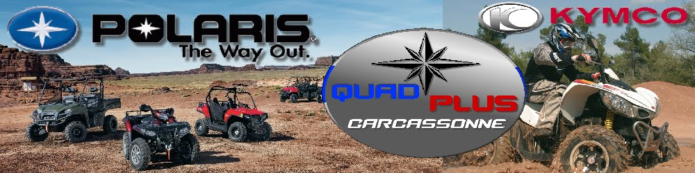 QUAD PLUS, POLARIS carcassonne 11, quad et SSV polaris toulouse 31, quad et SSV polaris ariège 09