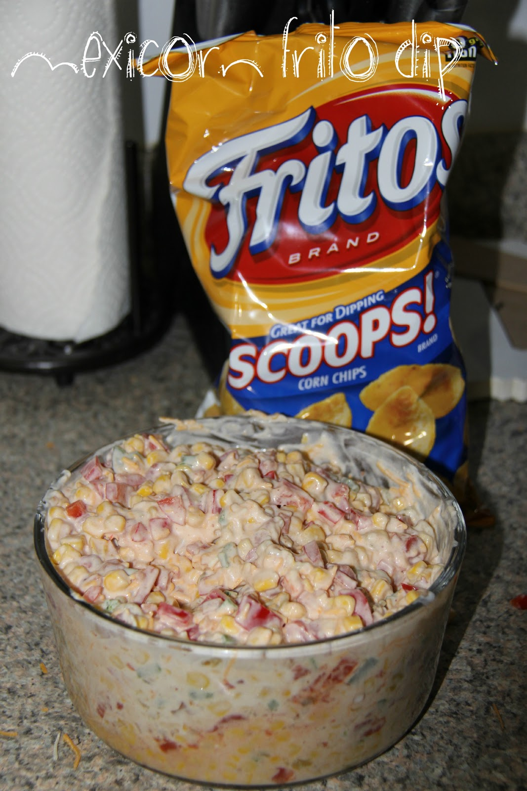 the chronicles of ruthie hart mexicorn frito dip
