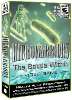 Microwarriors Video Game