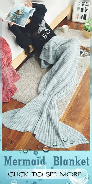Buy Soft Mermaid Blanket at Dressthat: