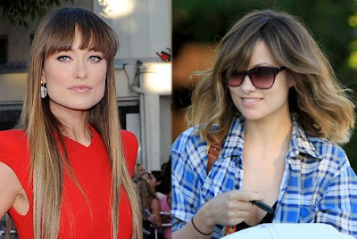 cambio de look de olivia wilde