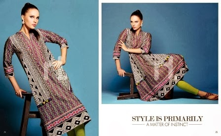 Nishat Linen Pakistani Lawn Dresses