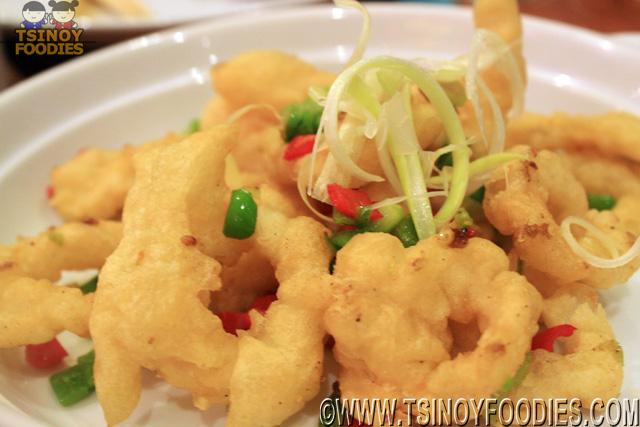 Manchurian Calamari
