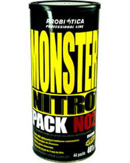 Monster nitro pack no2