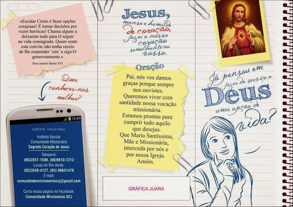 QUERO SEGUIR JESUS