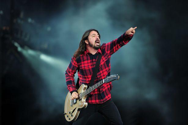 Foo Fighters – Sean (Lyrics)