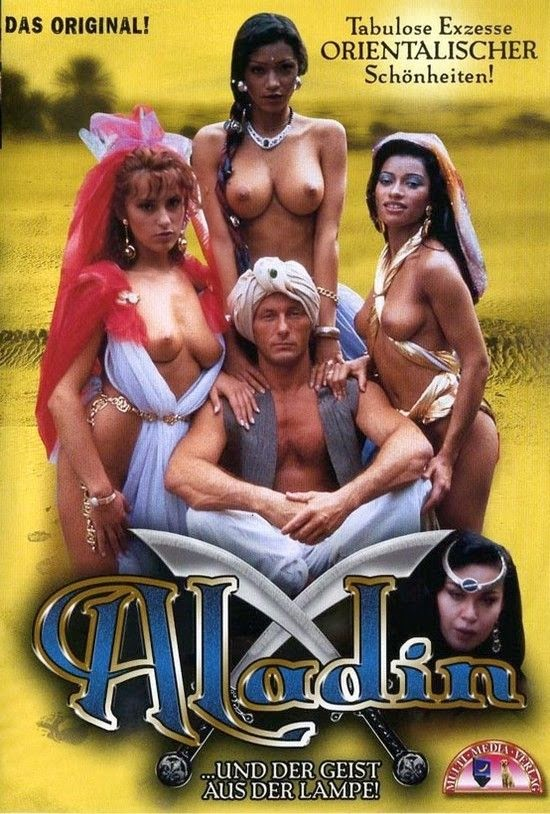 The Erotic Adventures of Aladdin X