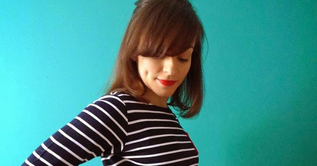 Cutting and Sewing with Stripes