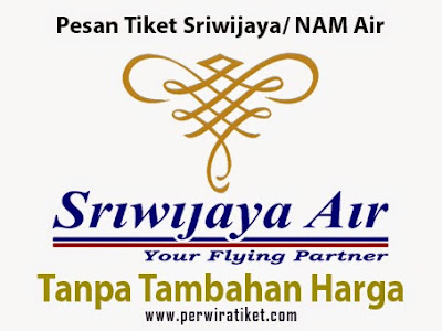 Promo Tiket Sriwijaya dan NAM Air Termurah