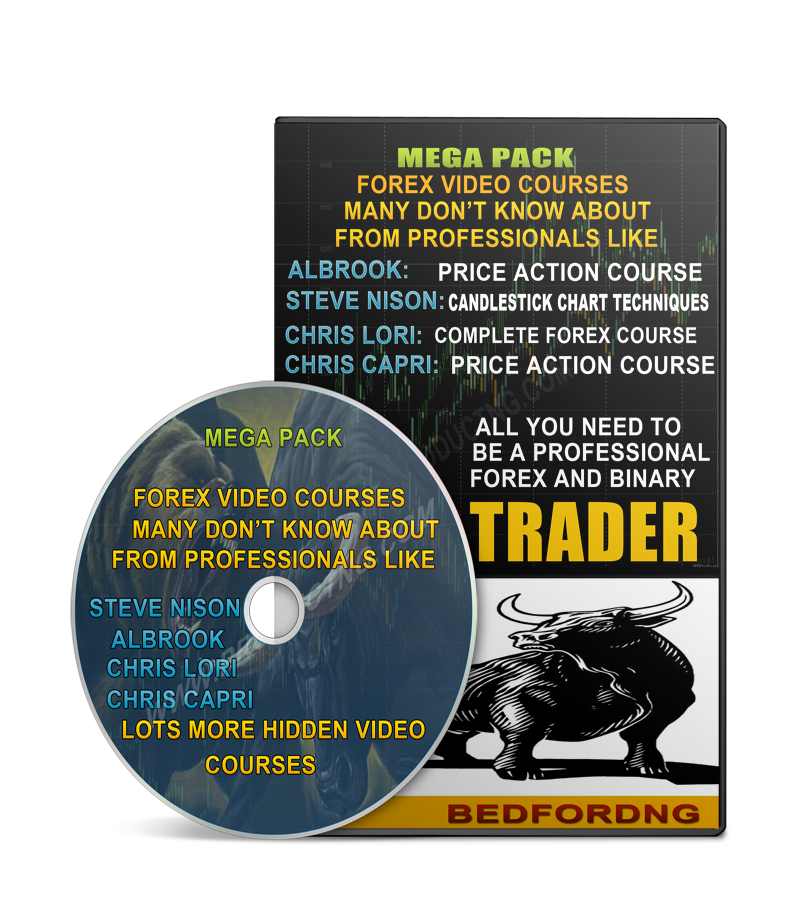 FOREX TRADING COMPLETE VIDEO COURSES