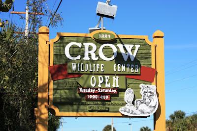 C.R.O.W Wildlife Center © Copyright Monika Fuchs, TravelWorldOnline