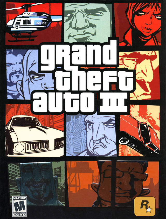 grand theft auto iii is a sandbox style action adventure computer and ...