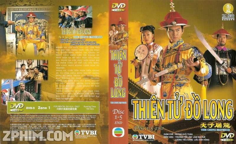 Ảnh trong phim Thiên Tử Đồ Long - The Ching Emperor 1