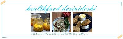 healthfood desivideshi