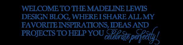 MADELINE LEWIS DESIGNS