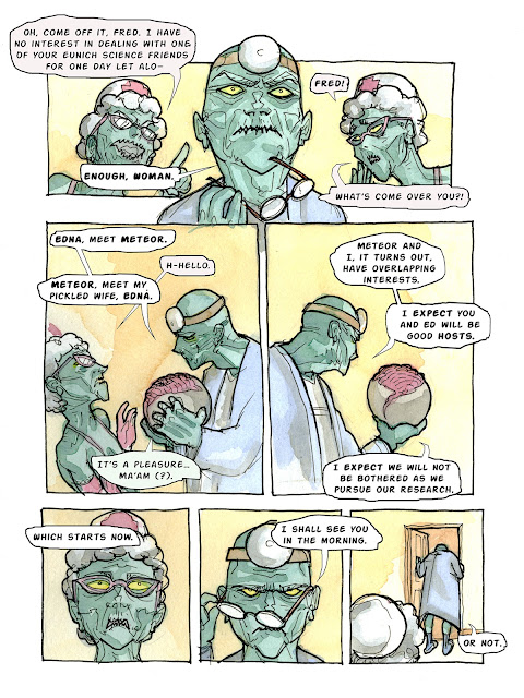 Maniac Mansion: The Comic Page 5