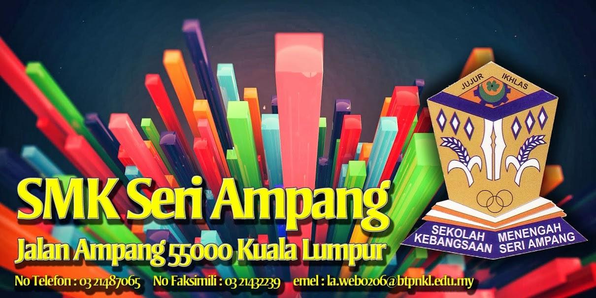 Laman Blog Rasmi SMK Seri Ampang