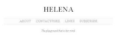 Blog Review: Helena by Heleba Labao