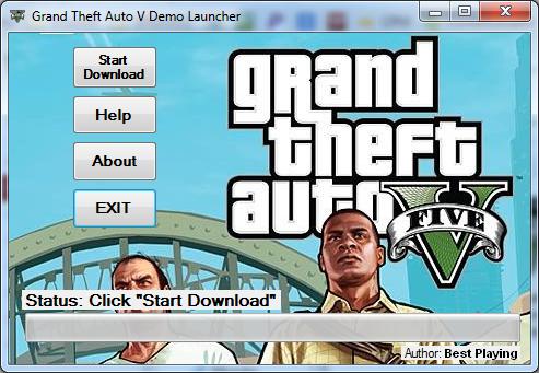 grand theft auto 5 demo