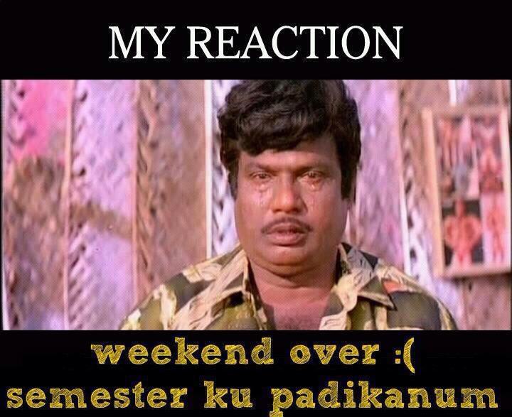 santhanam reaction...