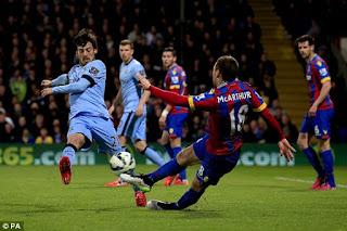 Crystal Palace vs Manchester City