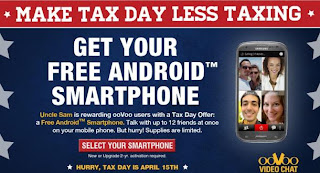 Deal+Alert+ +Top+5+Best+Freebies+On+Tax Day+(Part+II) Freebies: Android phone, HydroMassage, and more giveaways on tax day