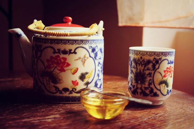 Kusmi Tea, czyli herbata imigrantka w Paryżu