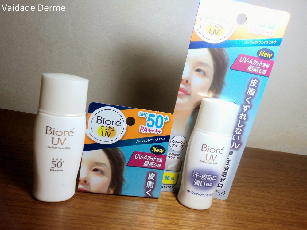 Bioré UV Perfect Face Milk SPF 50+ PA++++
