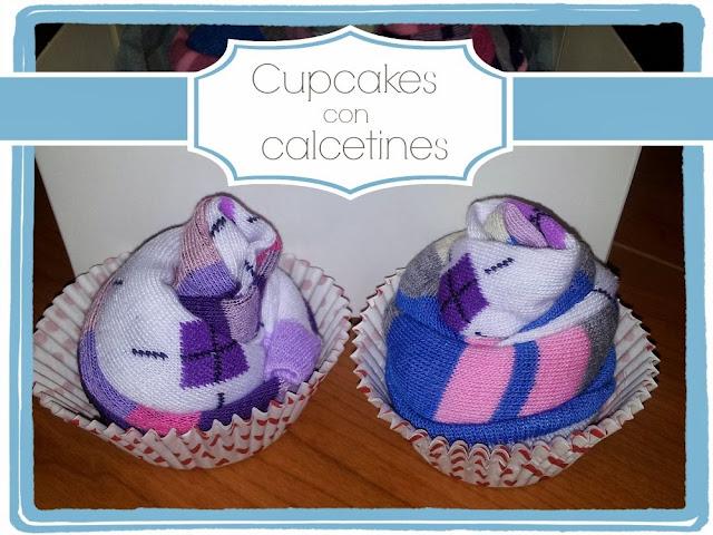 Kuki Box - Caupcakes de calcetines