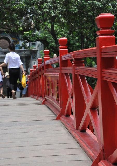 Hanoi Red Bridge
