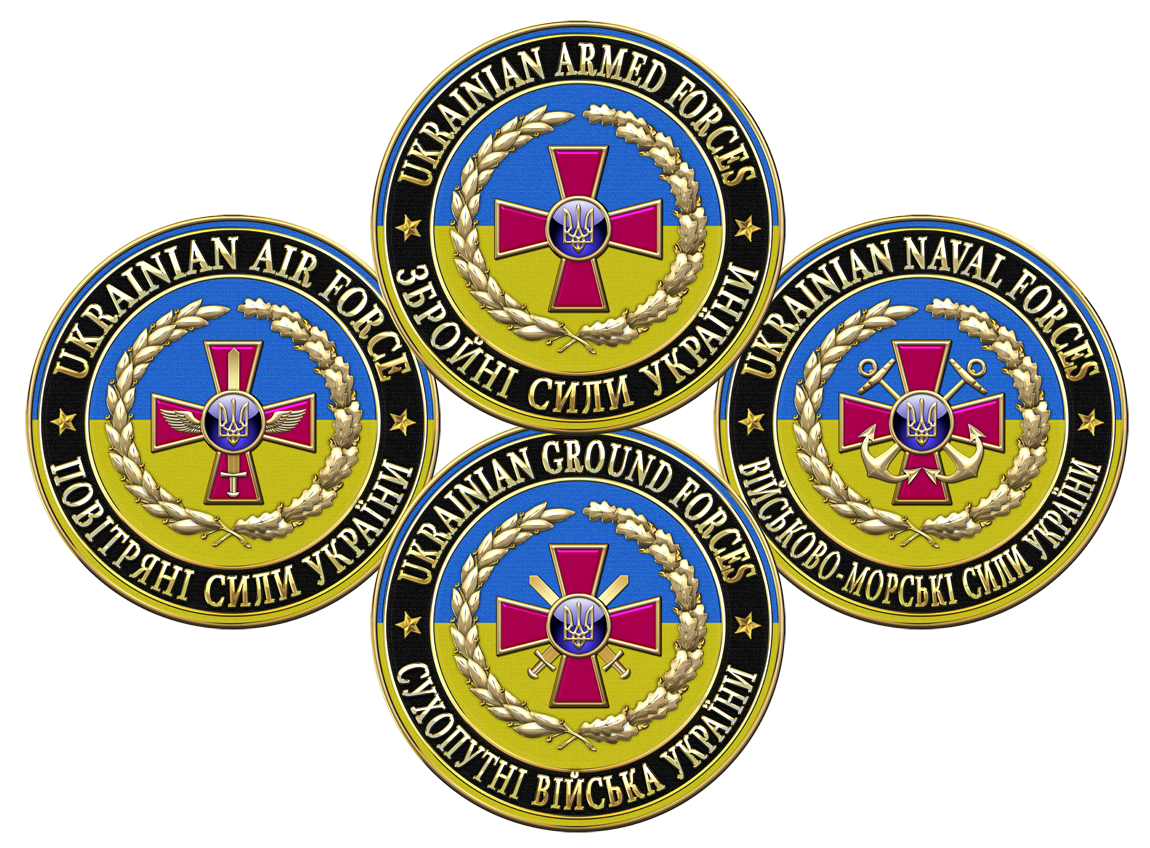 Military badges and patches ukraine