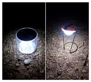 Luci Lantern vs SunKing Pro