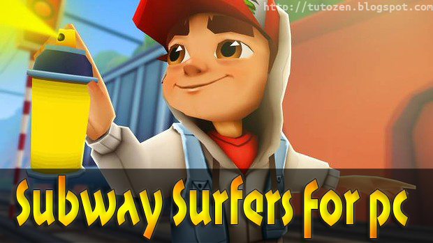 Subway Surfer Full Version Game For PC | Free Download