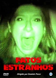 Fatos Estranhos - DVDRip Dublado