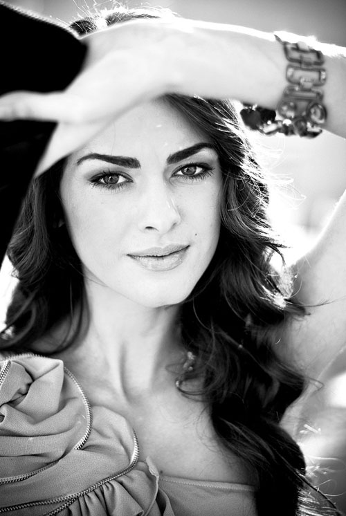 Olesya  Miss Ukraine 2010 photos gallery