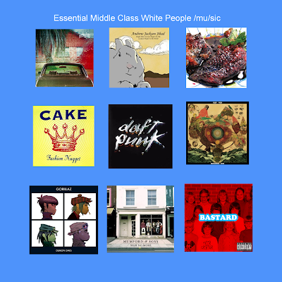 Essential White People Music